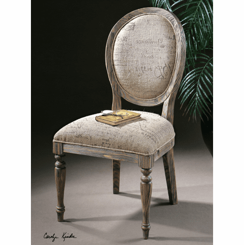 Parisian Cottage Chair