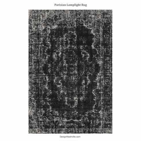 Parisian Lamplight Rug