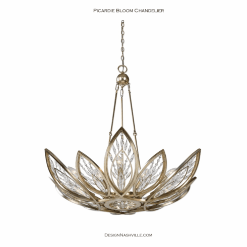 Picardie Bloom Chandelier