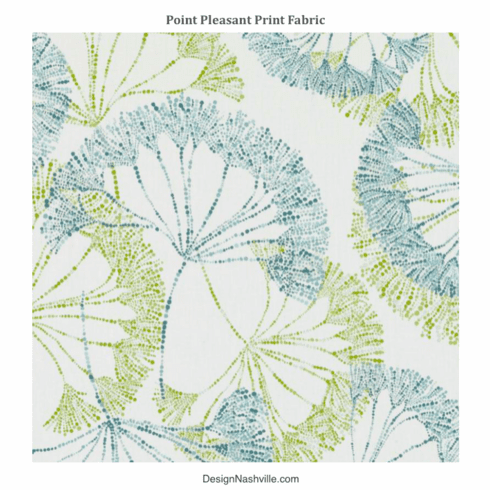 Point Pleasant Floral Fabric