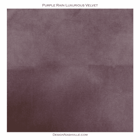Purple Rain Luxurious Velvet SWATCH