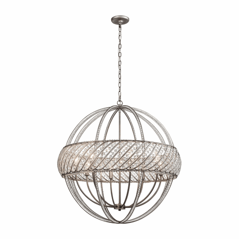 Rialto Sphere Chandelier 8 light
