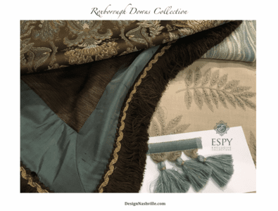 Roxborough Downs Bedding and Drapery Collection