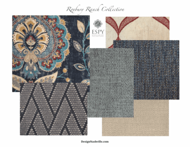 Roxbury Ranch Bedding and Drapery Collection