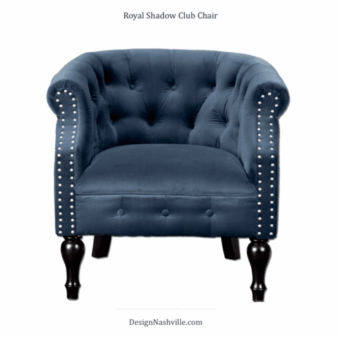 Royal Shadow Club Chair