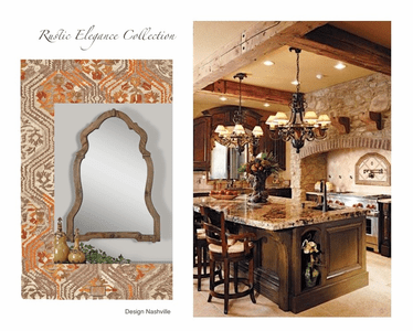 About Rustic Luxury homes and home accents