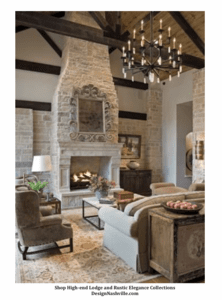 12 Rustic Elegance Homes and Interiors