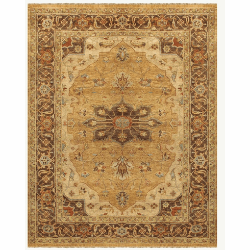 Sample Quiet Splendor Rug, sand
