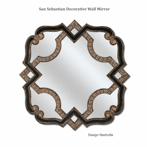 San Sebastian Decorative Wall Mirror