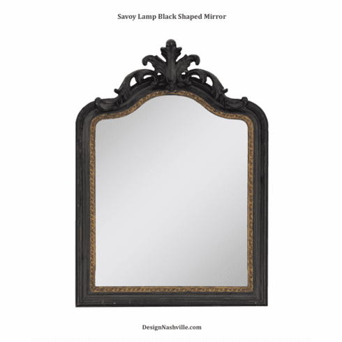 Savoy Twilight Shaped Mirror