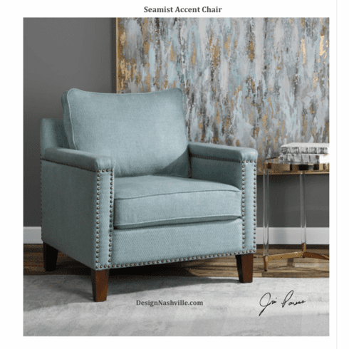 Seamist Accent Chair