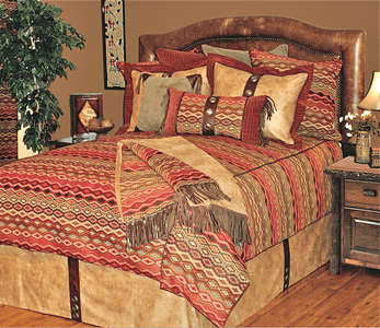Somers Point Bedding and Drapery Collection