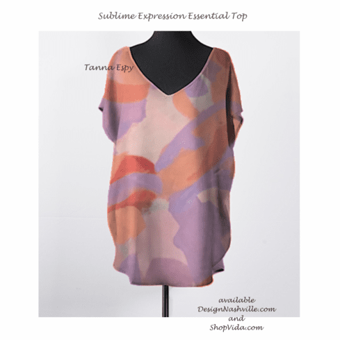 Sublime Expression Essential Top
