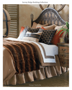 Surrey Ridge Bedding Collection