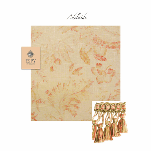 SWATCH Adelaide toile and trim