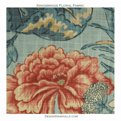 SWATCH Knightsbridge Cottage Floral Fabric