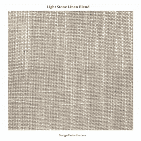 SWATCH Light Stone Linen Blend