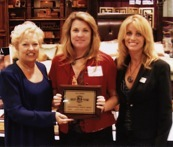Tanna Miller wins award at the Nashville Home Decorating and Remodeling Show!