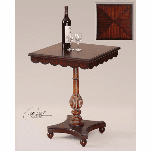 Tea Room Accent Table