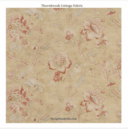 Thornbrook Cottage Fabric