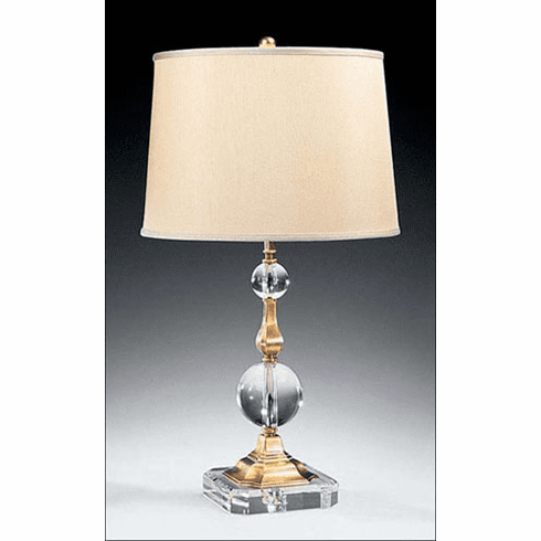 Time Stopper Crystal Lamp
