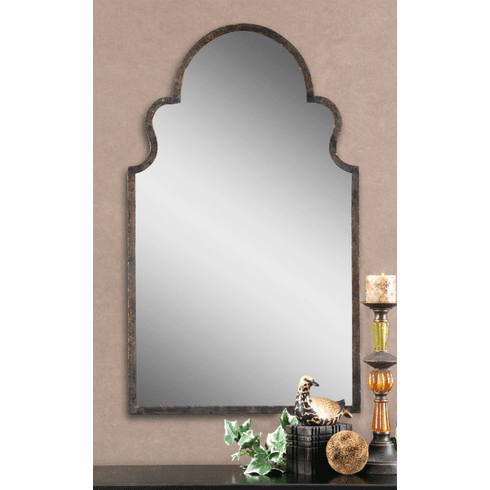 Toulouse Arched Mirror