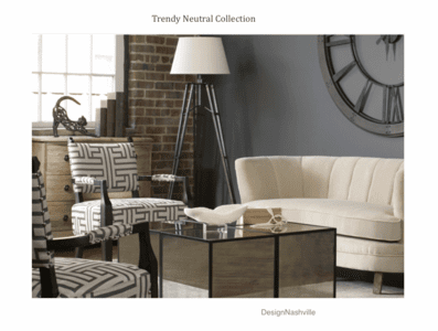 Trendy Neutral Home Decor