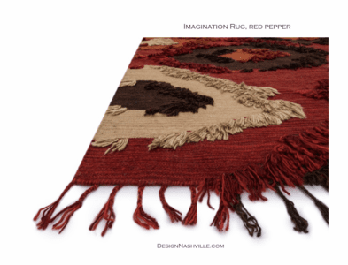 Transitional Rugs Bold Pattern or Color