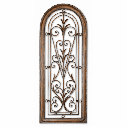 Tuscan Archway Wall Decor