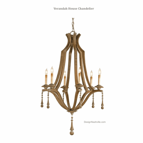 Verandah House Chandelier