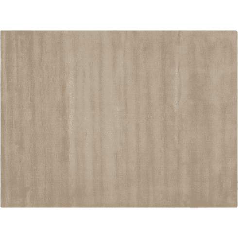 Washed Sand Wool Rug