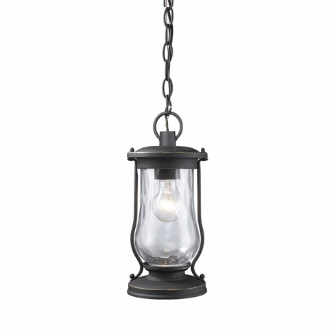 Water Glass Lantern chain mount