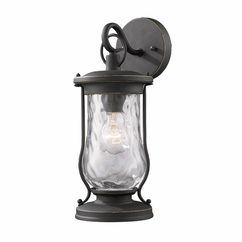 Water Glass Lantern Sconce