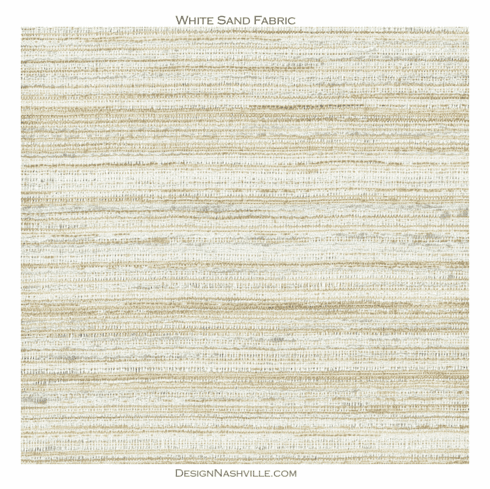 White Sand Textured Fabric