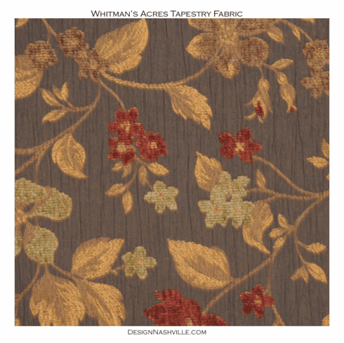 Whitman's Acres Tapestry Fabric