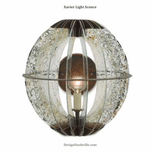 Xavier Light Sconce