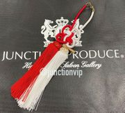 Junction Produce Fusa Kiku Knot Red/White (Limited)