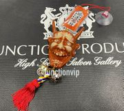 Junction Produce Hanging Japanese Hannya Charm 般若 (Red Mask)