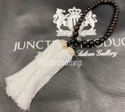Junction Produce Rosary Beaded Fusa White (Limited)