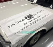 Junction Produce White Sports Towel Large