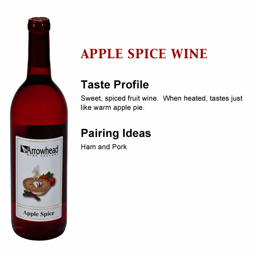 Apple Spice Wine
