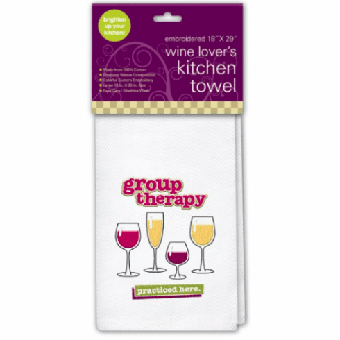 Group Therapy Kitchen Towel