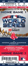 2018 World Series - Dodgers vs Red Sox