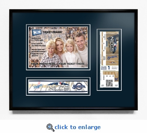 2018 NLCS Your 5x7 Photo Ticket Frame - Milwaukee Brewers