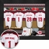 Cincinnati Reds Personalized Locker Room Print