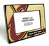 Cleveland Cavaliers Personalized Black Wood Edge 4x6 inch Picture Frame