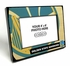 Golden State Warriors Black Wood Edge 4x6 inch Picture Frame