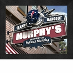 Houston Texans Personalized Sports Room / Pub Sign Print