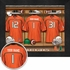 Miami Hurricanes Personalized Football Locker Room Print