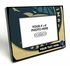 Minnesota Timberwolves Personalized Black Wood Edge 4x6 inch Picture Frame